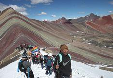 Trekking a la montaña de siete colores entre los 20 mejores lugares para visitar en 2020