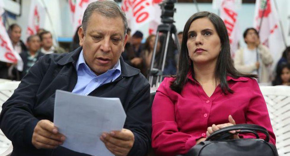 Escaño de Marco Arana en el próximo Congreso en manos del JNE