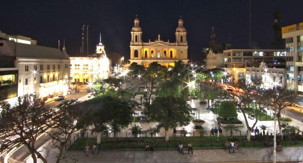 Con 14 231 km² es el segundo departamento menos extenso del Perú. Su capital es Chiclayo.(Foto: Andina)
