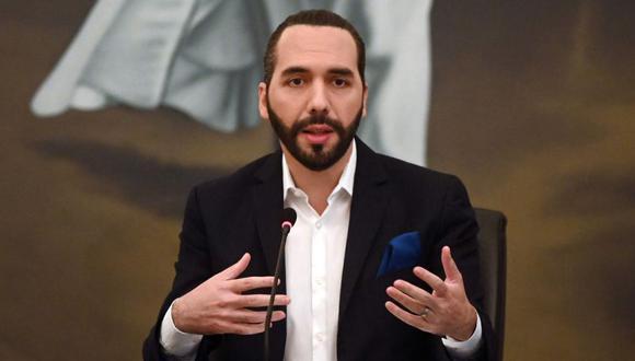 Nayib Bukele llegó al poder con 37 años y se convirtió en el mandatario más joven de la historia de El Salvador, de la mano de la Gran Alianza por la Unidad Nacional (Gana, conservadora). (Foto: AFP / MARVIN RECINOS).