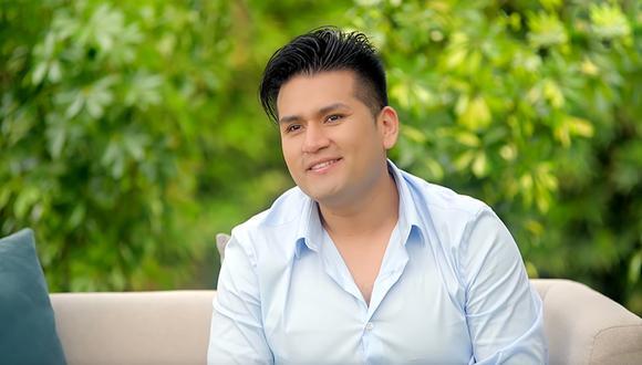 Deyvis Orosco es un reconocido cantante de cumbia con giras a nivel mundial y con entre 6 y 10 conciertos a la semana.