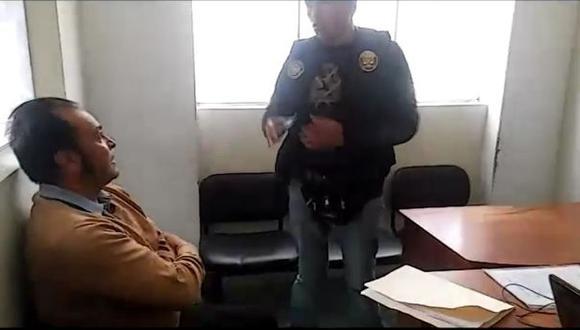 Áncash: piden prisión preventiva contra Alcalde de San Marcos