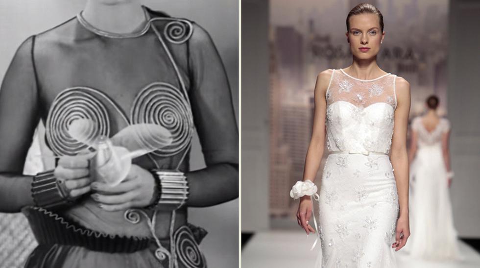 Moda del futuro: Diseñadores de 1930 crearon trajes del 2000 - 4