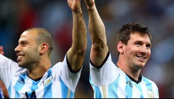 """Mascherano: """"Messi dijo lo que todos los futbolistas pensamos"""""""
