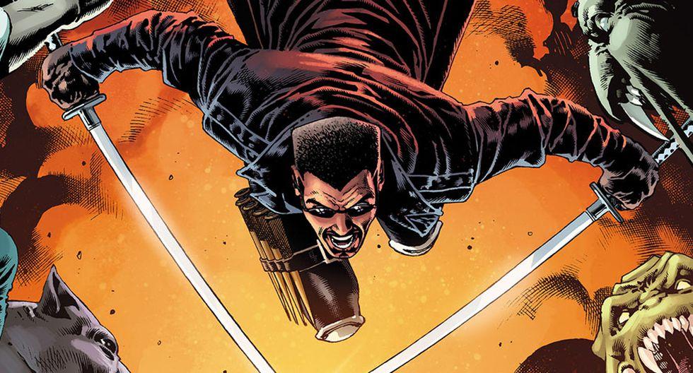 Blade: fecha de estreno del reboot de Marvel, tráiler, sinopsis e historia, actores, personajes y todo (Foto: Marvel Entertainment)