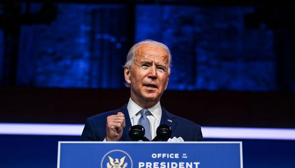 Joe Biden. (Foto de CHANDAN KHANNA / AFP).