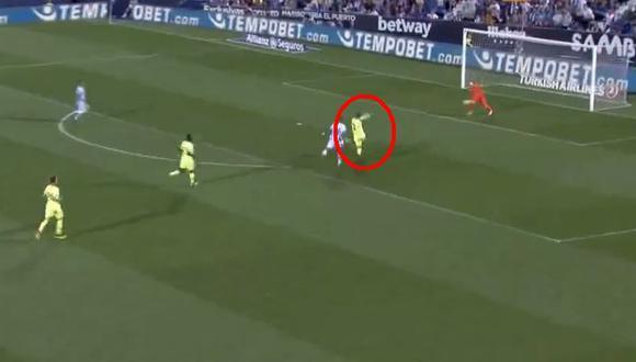 Barcelona vs. Leganés: Rodríguez y el gol de la remontada tras blooper de Piqué | VIDEO. (Foto: Captura de pantalla)