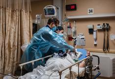 Hospitalizaciones por coronavirus en EE.UU. vuelven a niveles de invierno por la variante Delta