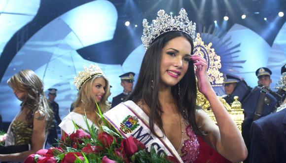 Mónica Spear, Miss Venezuela 2004. (Foto archivo: AP)