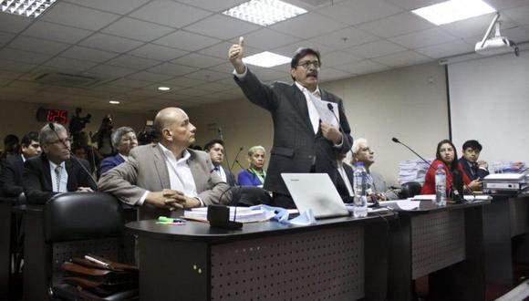 Enrique Cornejo es investigado por la licitación de la línea 1 del metro de Lima, a favor del consorcio que encabezó Odebrecht. (Foto: Manuel Melgar / GEC)