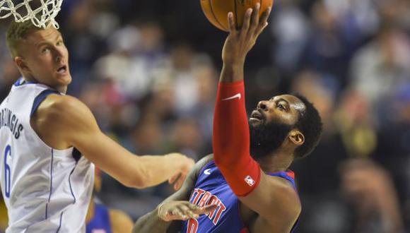 Andre Drummond estuvo el 2016 y 2018 en el All-Star Game de la NBA. (Foto: AFP)