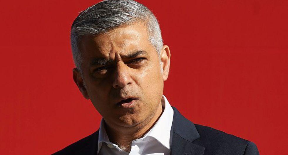 El musulmán Sadiq Khan será el nuevo alcalde de Londres