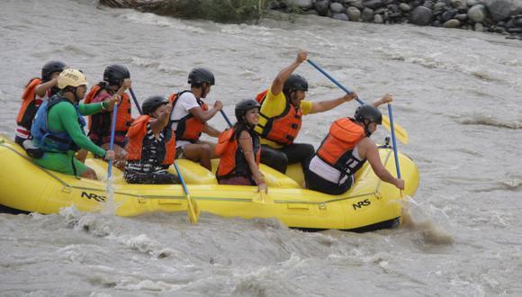 El turismo de aventura en Perú venía creciendo a un ritmo de 12% por año. (Foto: GEC)