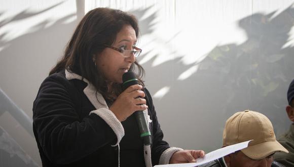 """Poveda- de acuerdo a la hoja de vida que presentó ante el Jurado Nacional de Elecciones (JNE), conducía el programa de radio """"Con-tacto informativo"""". (Foto: Grufides.org)"""