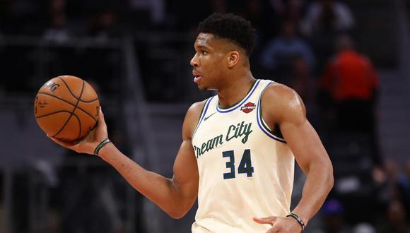Milwaukee Bucks vs. Minnesota Timberwolves se enfrentan en la NBA. (Foto: AFP)