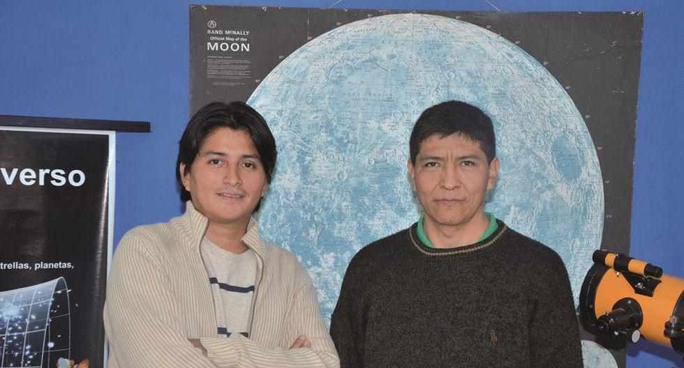 Resultado de imagen para astrónomo Víctor Vera y el cosmólogo Teófilo Vargas,