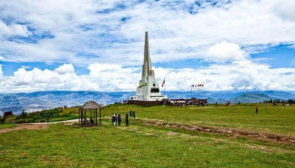 Este 29 de julio, Pampa de la Quinua será el lugar indicado para realizar la juramentación simbólica de Pedro Castillo. (Foto: Promperú)