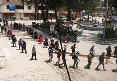 Las Bambas: la situación en Challhuahuacho en la primera semana de una huelga indefinida