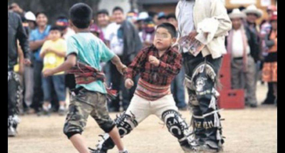 Ministerio de la Mujer pide excluir a niños del takanakuy