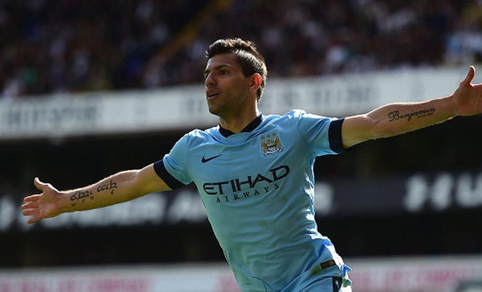 'Kun' Agüero: los mejores goles del artillero de Premier League