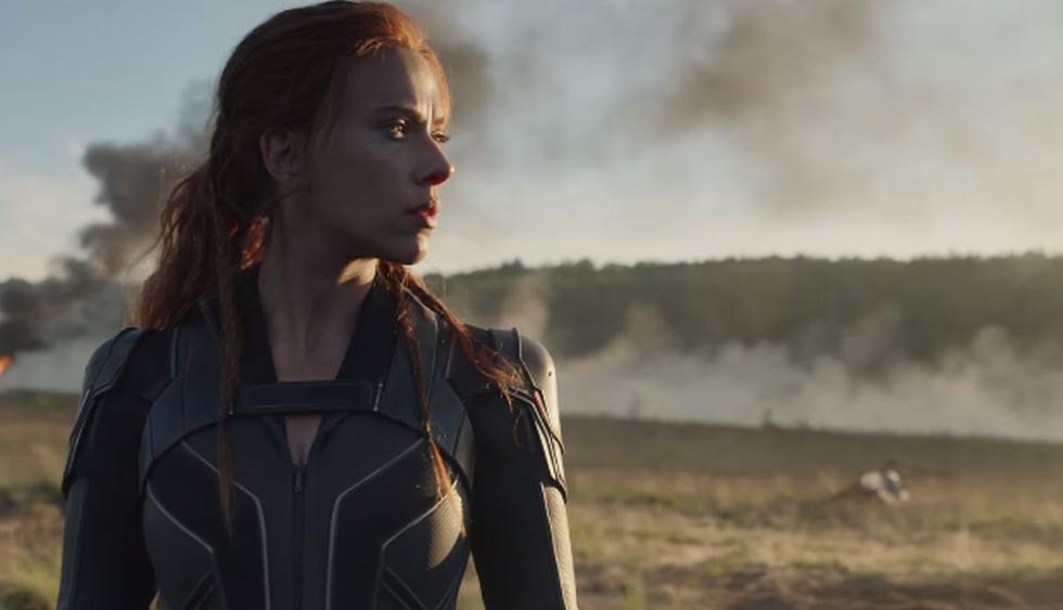 """El tráiler oficial de """"Black Widow"""" revela contra quién luchará Natasha Romanoff y por qué. (Foto: Captura de video)"""