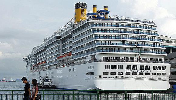 Viajes en cruceros, la nueva apuesta de Richard Branson