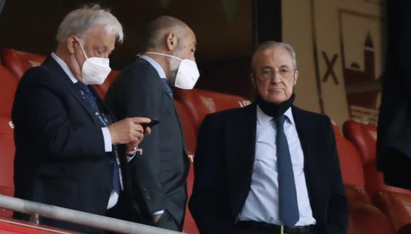 UEFA suspendió temporalmente el proceso contra Real Madrid, Barcelona y Juventus. (Foto: EFE)