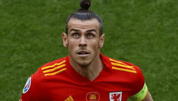 Gareth Bale es el goleador histórico de Gales, con 33 anotaciones. (Foto: AFP)