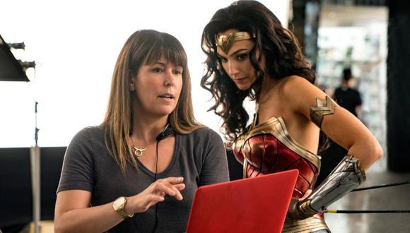 """Gal Gadot y Patty Jenkins volverán a trabajar juntas para una nueva entrega de """"Wonder Woman"""". (Foto: EFE/ Warner Bros)"""