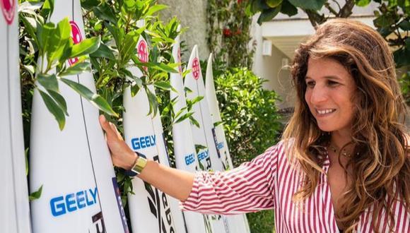 Sofía Mulánovich pasa los días de cuarentena en su casa de Punta Hermosa. (Foto: Difusión)