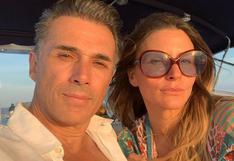 Sergio Mayer e Issabela Camil: así inicio su historia de amor