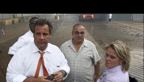 Gobernador de Nueva Jersey es demandado por corte de puente