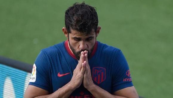 El Olympique de Marsella rechazó la propuesta de Diego Costa. (Foto: AFP)