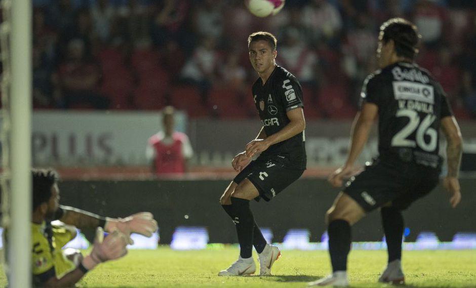 Veracruz vs. Necaxa: Gallese se lució con una impresionante doble atajada | VIDEO. (Foto: AFP)