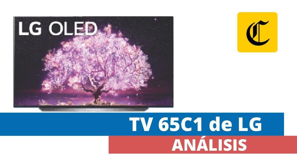 El Comercio pudo probar uno de los nuevos televisores OLED que LG está comercializando este año. (El Comercio)