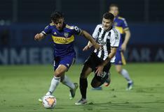 Boca Juniors venció 2-0 a Libertad con doblete de Salvio por Copa Libertadores