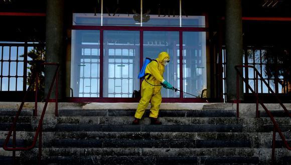 Coronavirus en España | Ultimas noticias | Último minuto: reporte de infectados y muertos hoy, lunes 10 de agosto | COVID-19 | (Foto: JOSE JORDAN / AFP).