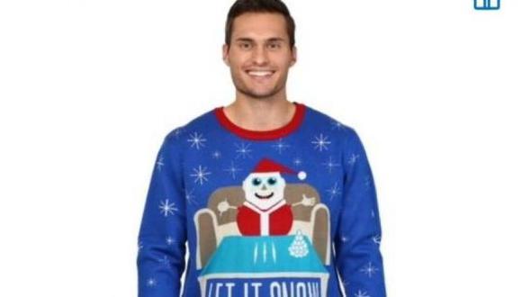 Este es el suéter que Walmart Canadá retiró, por ofender a Colombia. Foto vía El Tiempo de Colombia/ GDA