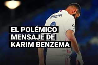 Karim Benzema y el mensaje a Ferland Mendy por un compañero de Real Madrid