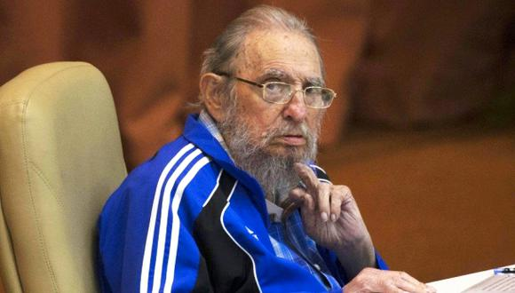 Fidel Castro, un revolucionario en retiro, pero no de retirada