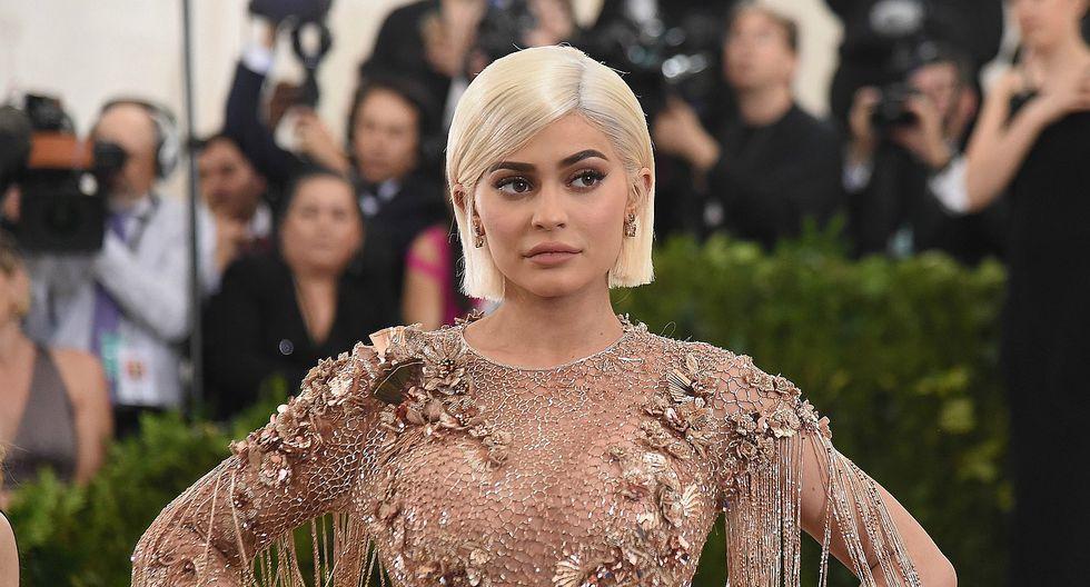 Kylie Jenner fue catalogada en la revista Forbes como la billonaria más joven.