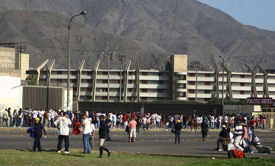 El club Universitario de Deportes juega de local en el estadio Monumental. (Foto: GEC)