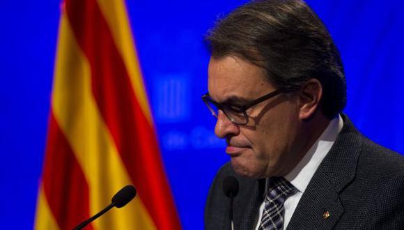 Artur Mas no consigue apoyo necesario para gobernar Cataluña