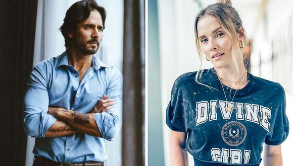 José Ron y Kimberly Dos Ramos han protagonizado tiernas dedicatorias en redes sociales. (Foto: Instagram @joseron / @kimberlydosramos).