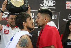 MMA: peruano 'Sóncora' Marcos defiende este martes el cinturón de 300 Sparta contra el chileno 'Cabeludo'