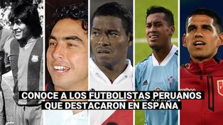 Luis Abram: conoce a los peruanos que hicieron historia en la Liga de España