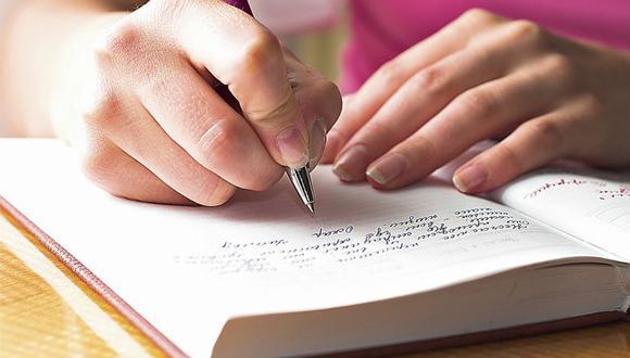 Escribir no es solo una acción mecánica. Para hacerlo ponemos en marcha complejos mecanismos cerebrales.
