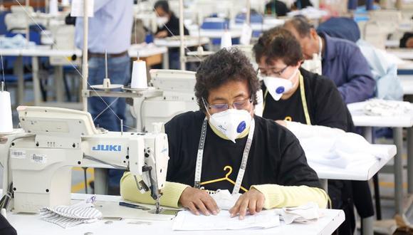El Ejecutivo oficializó la creación del Programa de Apoyo Empresarial a las micro y pequeñas empresas (PAE-Mype) | Foto: GEC / Referencial