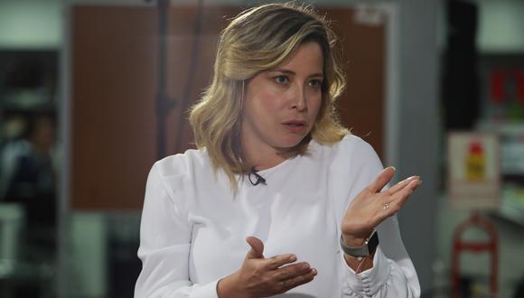 Mabel Huertas denunció en Twitter que fue acosada por trabajador de delivery (Foto: GEC)