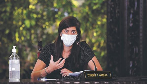 María Antonieta Alva. (Foto: El Comercio)